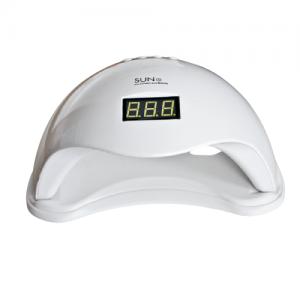 Lampa unghii UV / LED SUN 5  Putere 48W , cu Afisaj , Aprindere Automata la introducerea mainii , Timer 10 -99 secunde, Low Heat Mode HN211