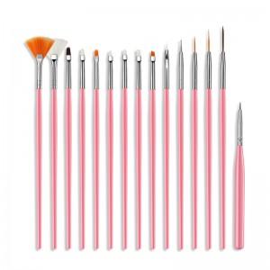 Set 15 pensule HotNails HN728